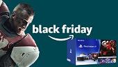 Black Friday: Ofertas de videojuegos en Amazon