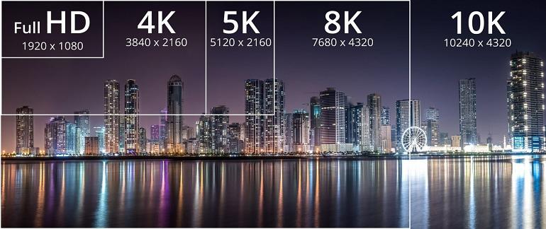 HDMI 2.1 permitirá alcanzar resoluciones 10K