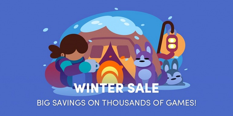 Humble Store rebaja decenas de juegos hasta el 25 de enero