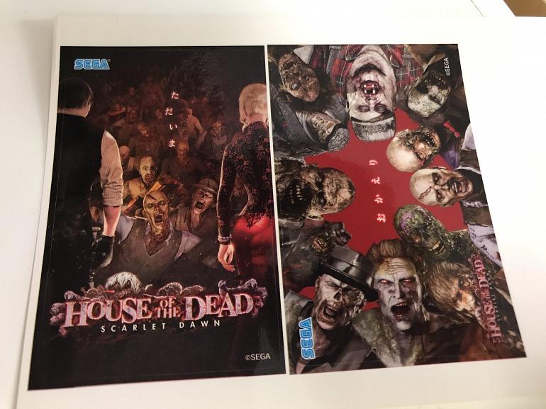 SEGA baraja llevar a consolas su nueva recreativa de House of the Dead