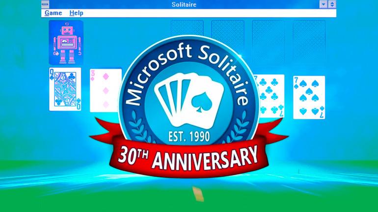 El Solitario de Microsoft cumple 30 años y busca batir hoy el récord de manos jugadas en un día