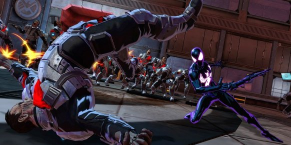 Spider-Man Dimensions Xbox 360