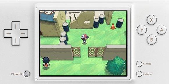 Pokémon Edición Negra DS