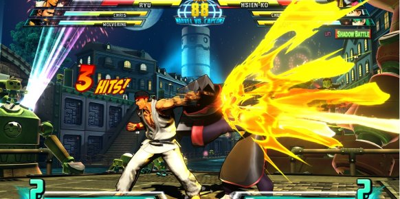 Marvel vs Capcom 3 an�lisis