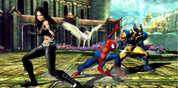 Marvel vs Capcom 3: Marvel vs Capcom 3: Impresiones jugables