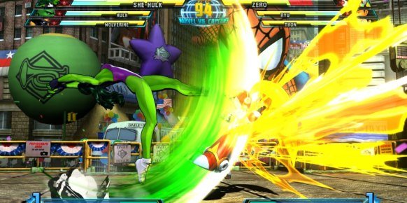 Marvel vs Capcom 3: Impresiones jugables