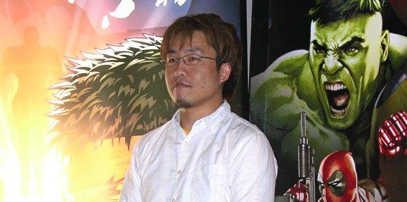 Marvel vs Capcom 3: Marvel vs Capcom 3: Entrevista Ryota Niitsuma