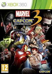 Marvel vs Capcom 3 Xbox 360