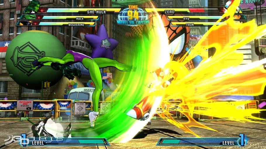 Marvel vs Capcom 3 - Impresiones jugables