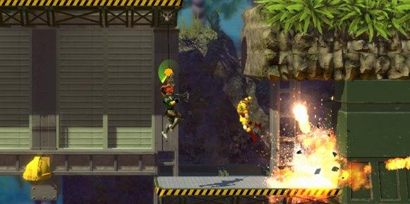 Bionic Commando Rearmed 2: Bionic Commando Rearmed 2: Impresiones jugables