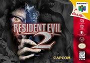 Carátula de Resident Evil 2 - N64