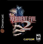 Carátula de Resident Evil 2 - DC