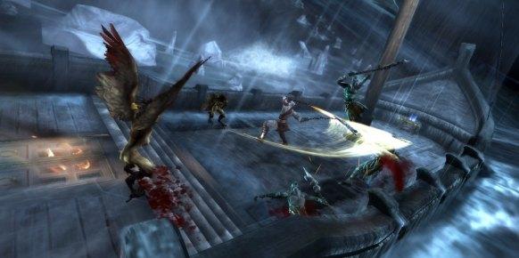 God of War Ghost of Sparta: God of War Ghost of Sparta: Impresiones E3 2010