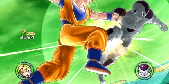 Dragon Ball Raging Blast 2 análisis