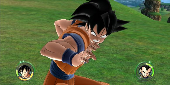 Dragon Ball Raging Blast 2: Impresiones