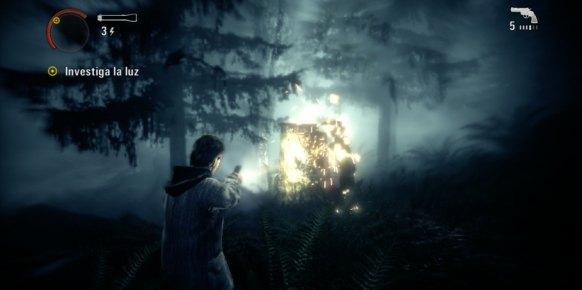 Alan Wake La Señal Xbox 360