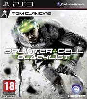 Carátula de Splinter Cell: Blacklist - PS3