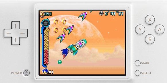 Sonic Colours análisis