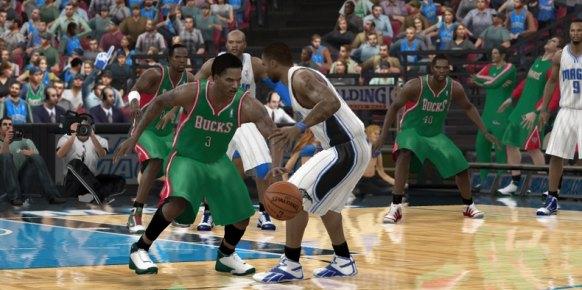 NBA Elite 11: NBA Elite 11: Primer contacto