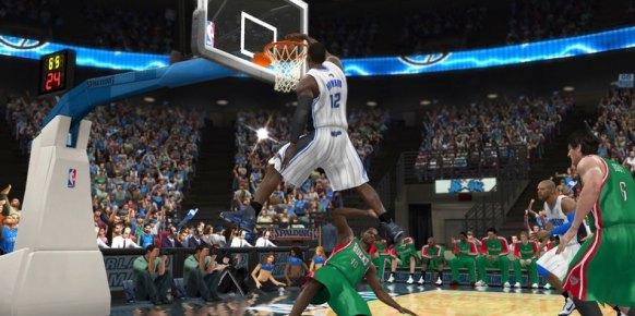 NBA Elite 11: NBA Elite 11: Impresiones jugables