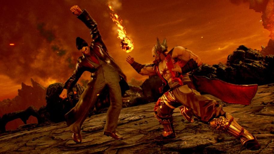 Tekken 7: Tekken 7: Mishima, lucha, torneo, puño de hierro!