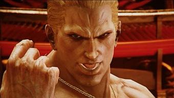 Video Tekken 7, Geese Howard