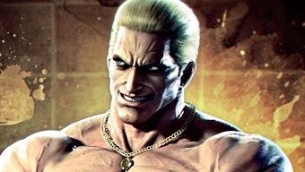 Tekken 7: Geese Howard (DLC)