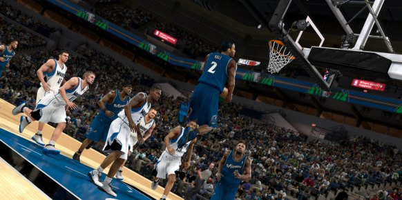 NBA 2K11 análisis