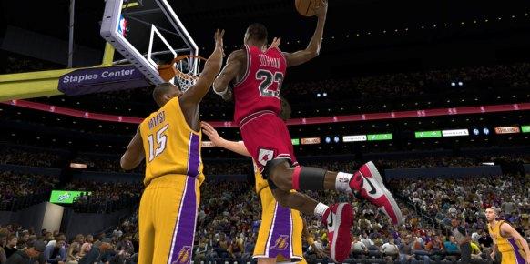 NBA 2K11: NBA 2K11: Impresiones jugables
