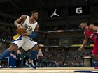 NBA 2K11 - Pantalla