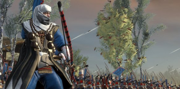 Shogun 2 Total War: Avance
