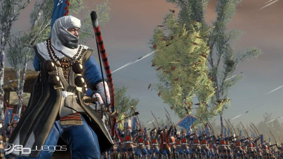 Shogun 2 Total War - Avance