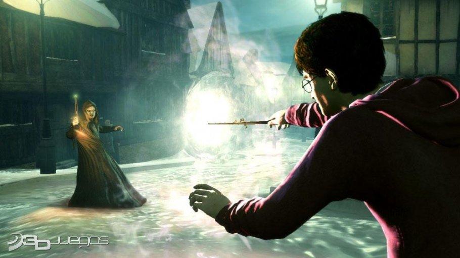 Analisis De Harry Potter Y Las Reliquias De La Muerte Parte I Para