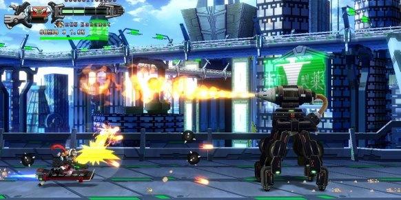 Hard Corps Uprising Xbox 360