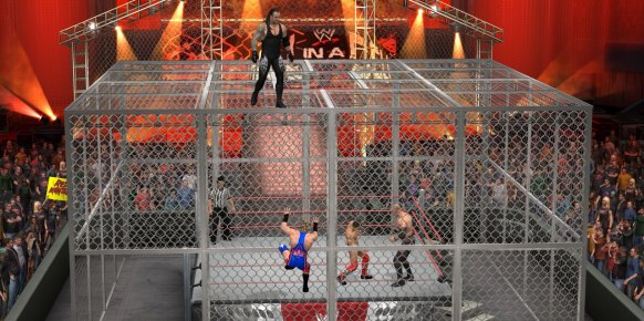 WWE Smackdown vs. RAW 2011 análisis