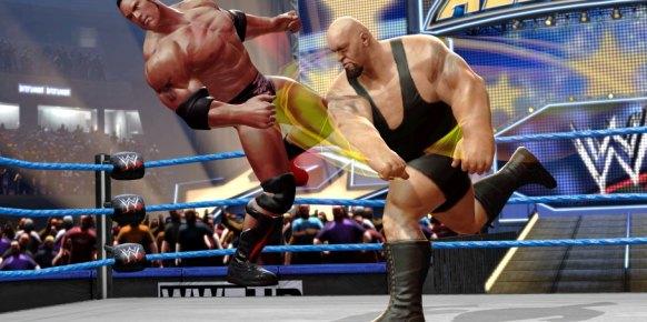 WWE All Stars: WWE All Stars: Impresiones jugables: THQ Gamers Week