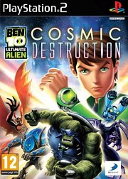 Ben 10: Ultimate Alien PS2