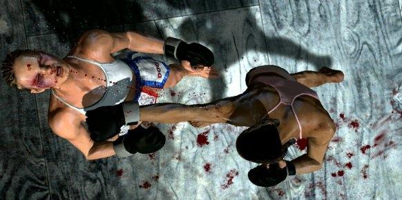 Supremacy MMA Xbox 360