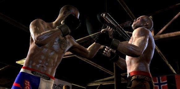 Supremacy MMA: Supremacy MMA: Impresiones jugables