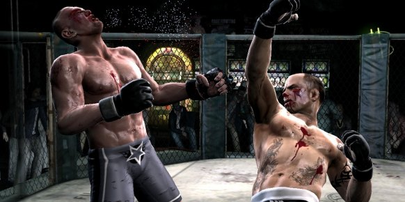 Supremacy MMA (PlayStation 3)