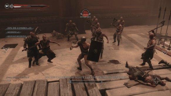 Ryse Son of Rome Xbox One