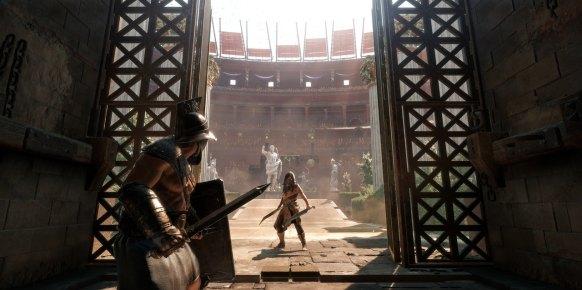 Ryse Son of Rome: Ryse Son of Rome: Impresiones GamesCom