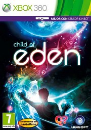 Carátula de Child of Eden - Xbox 360