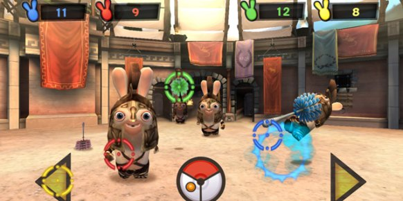Raving Rabbids Regreso al Pasado: Impresiones Gamescom