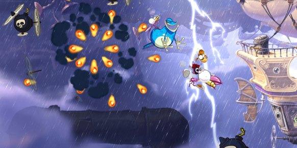 Rayman Origins: Rayman Origins: Impresiones E3 2011