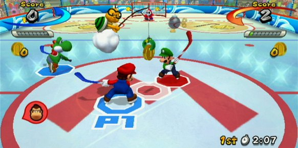 Mario Sports Mix análisis