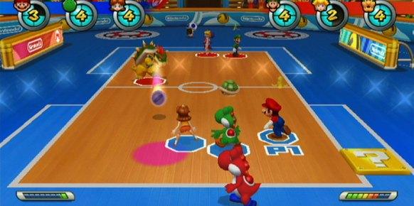 Mario Sports Mix Wii