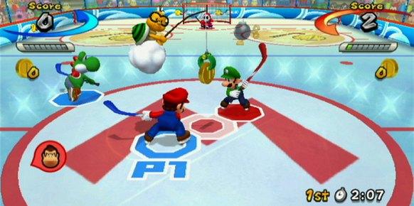 Mario Sports Mix: Mario Sports Mix: Impresiones E3 2010