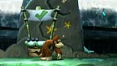 Donkey Kong Country Returns: Gameplay: ¡Qué viene la Ola!