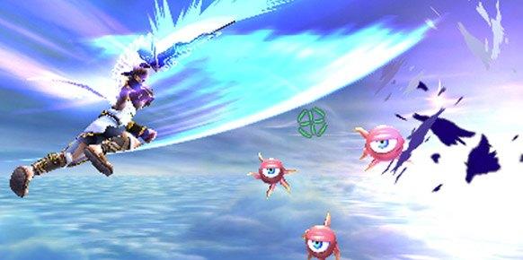 Kid Icarus Uprising: Kid Icarus Uprising: Impresiones E3 2010